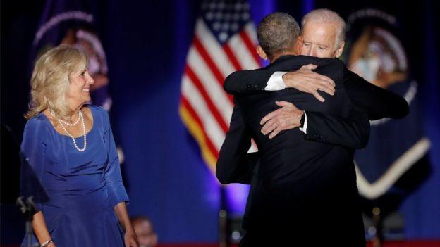 Обаманың биліктен кетердегі соңғы сөзі: «Демократиядан бас тартпаңдар!»