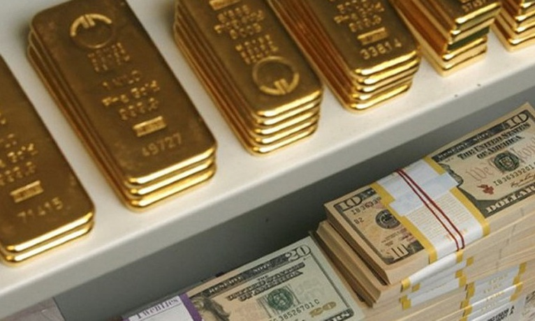 The Gold And Foreign Exchange Reserves Of Kazakhstan Including Gross National Bank Fund Shows 88 8 Billion As