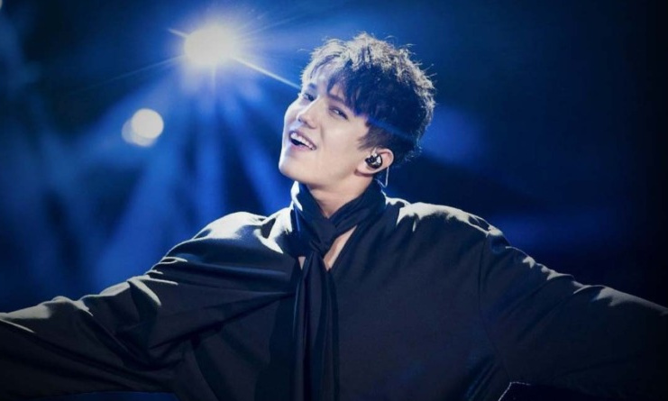 The Chinese will shoot a film about Kudaibergen Dimash