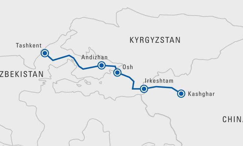 the new uzbekistan